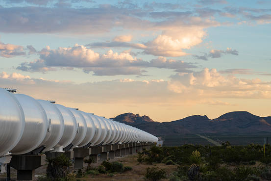 Hyperloop trains: hype or reality for infrastructure?